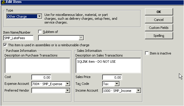 Late Fees Finance Charges HighWiki - Quickbooks invoice fees