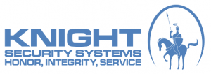 Knight Security Systems Company Logo Security / Alarm Companies - Customer of High 5 Software